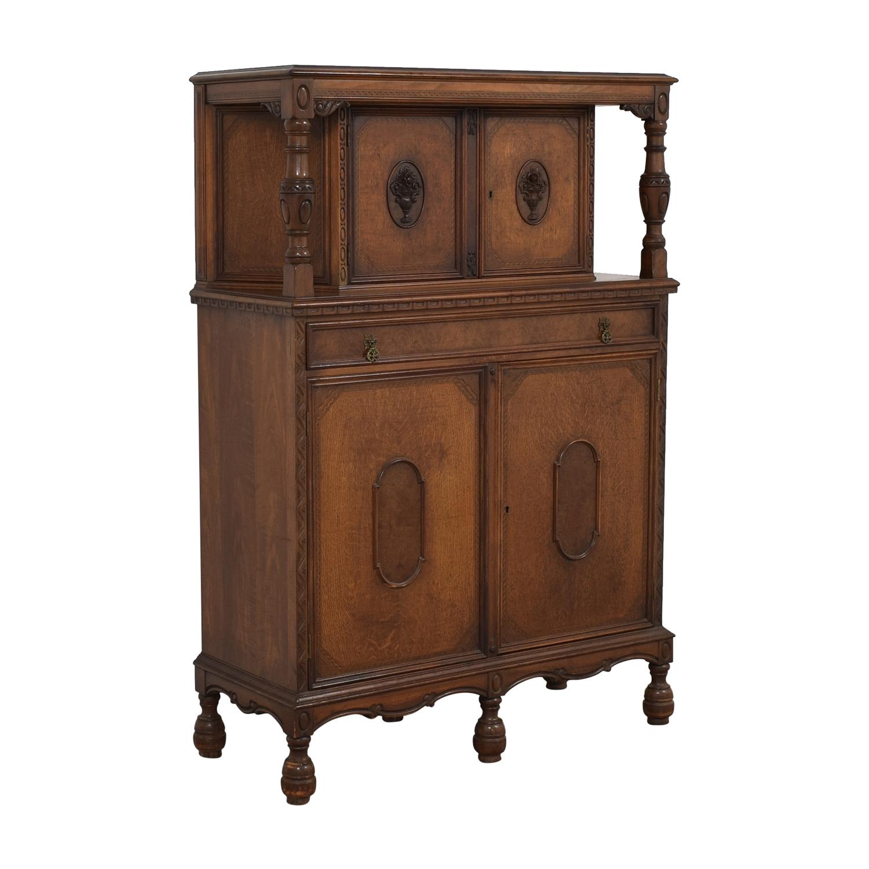 shop  Vintage Armoire Cabinet online