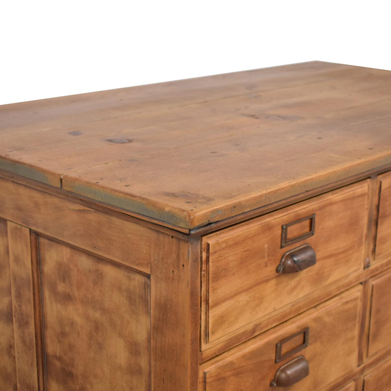 Vintage Fifteen Drawer Dresser for sale