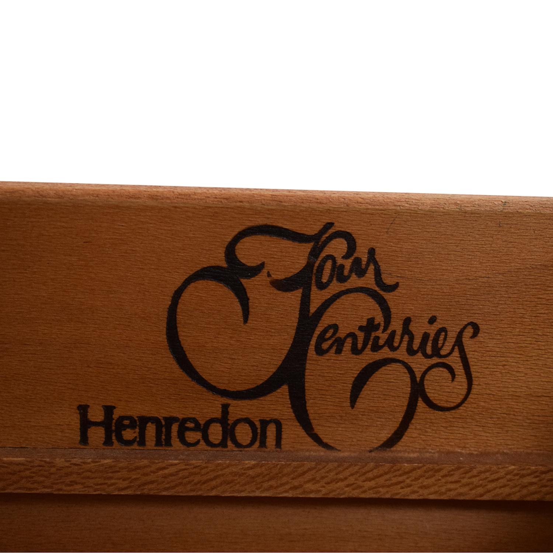 buy Henredon Four Corners Nine Drawer Dresser Henredon Furniture Storage