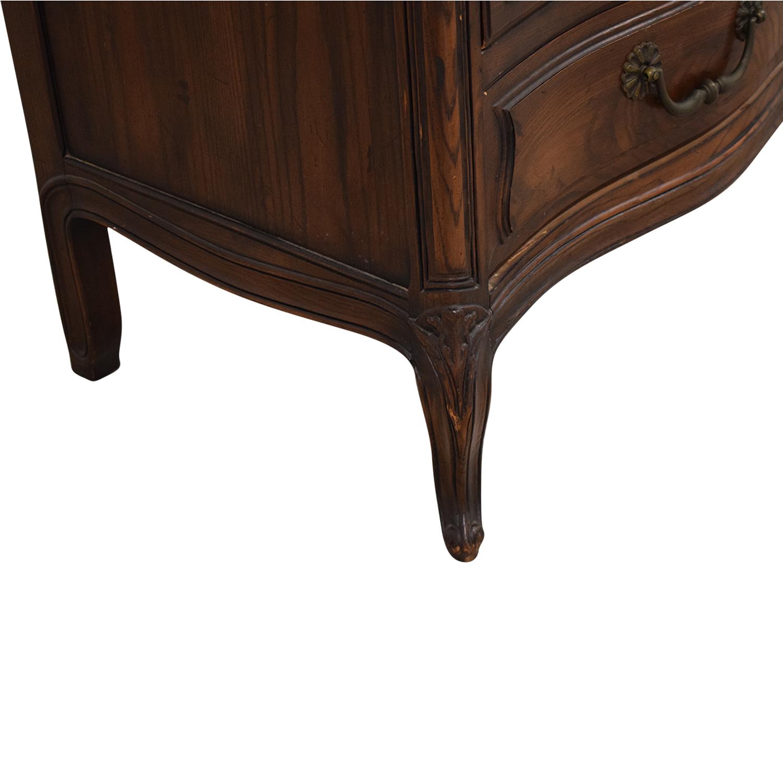 Henredon Furniture Henredon Four Corners Nine Drawer Dresser Dressers