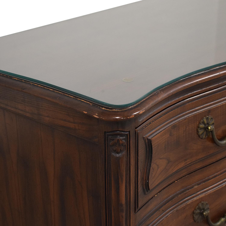 shop Henredon Furniture Henredon Four Corners Nine Drawer Dresser online