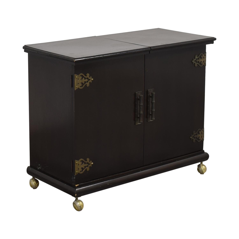 shop Vintage Bar Cabinet  Storage