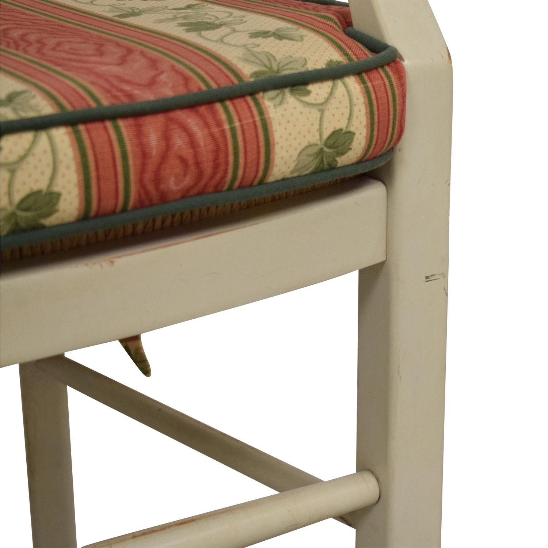 Nichols & Stone Dining Chairs sale