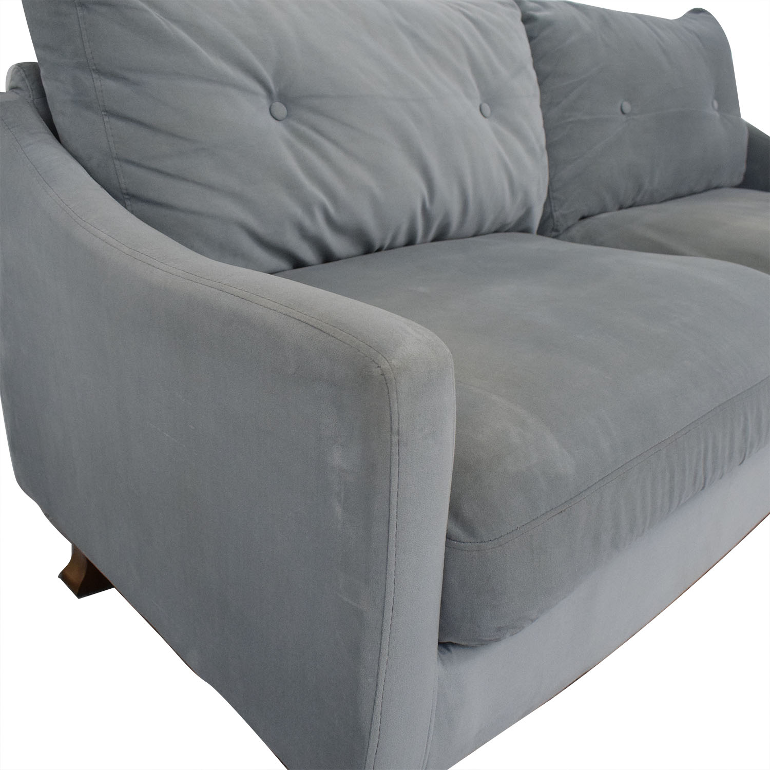 buy Urban Outfitters Urban Outfitters Two Cushion Sofa online