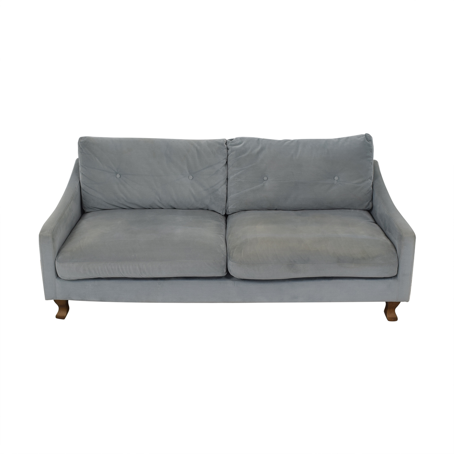 Urban Outfitters Urban Outfitters Two Cushion Sofa used