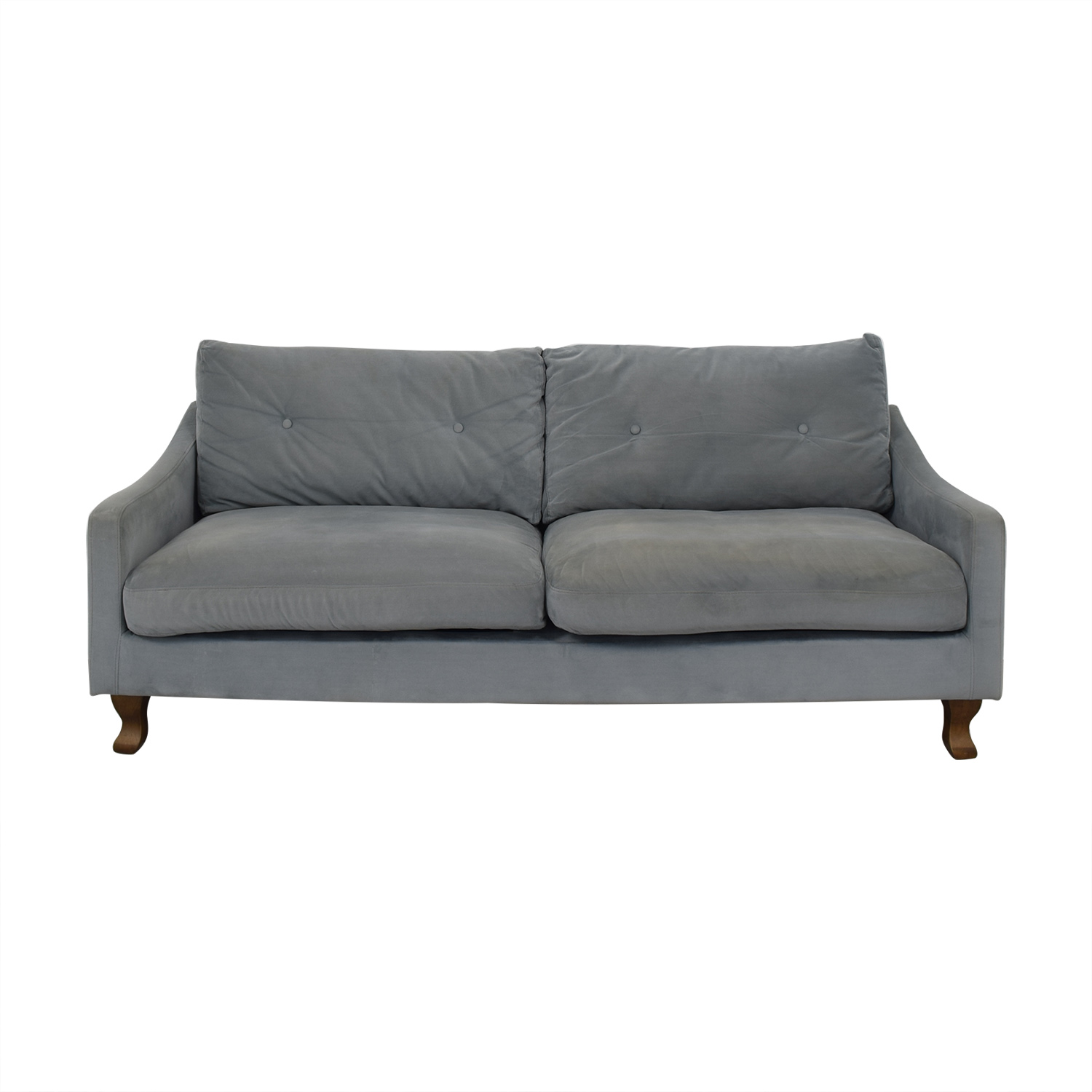 Urban Outfitters Urban Outfitters Two Cushion Sofa second hand