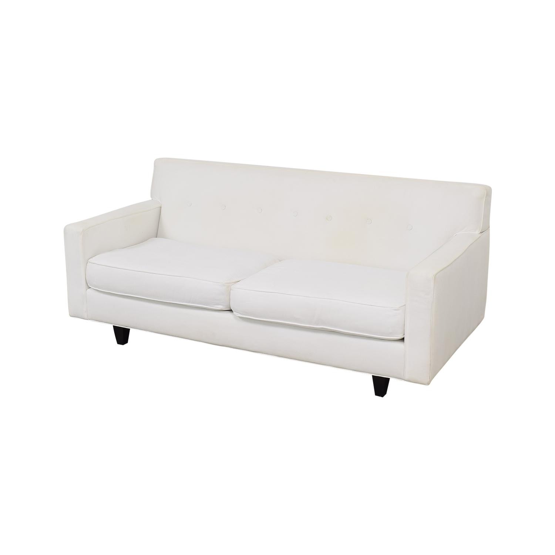 buy Rowe Furniture Modern Sofa Rowe Furniture