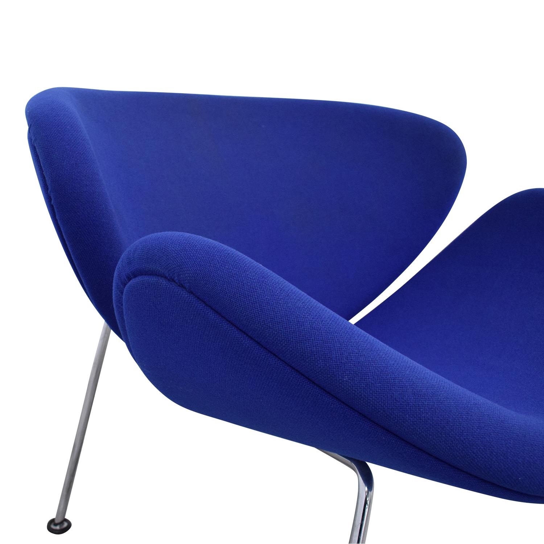 shop Artifort Pierre Paulin Orange Slice Chair Artifort Accent Chairs