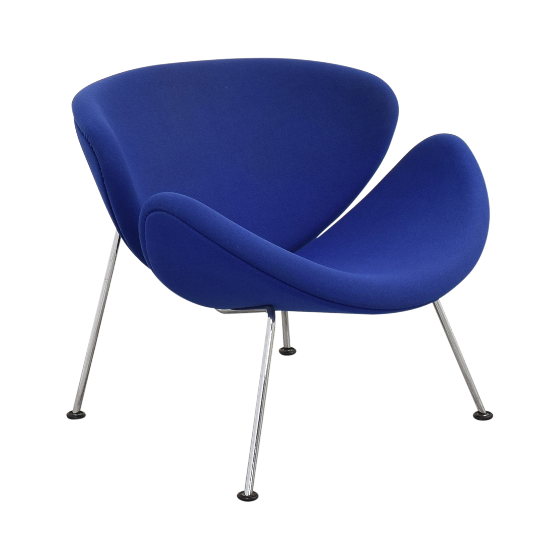 shop Artifort Pierre Paulin Orange Slice Chair Artifort