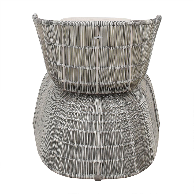 shop B&B Italia Crinoline Armchair B&B Italia Accent Chairs