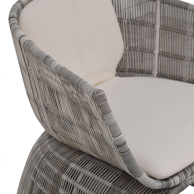 B&B Italia Crinoline Armchair / Chairs