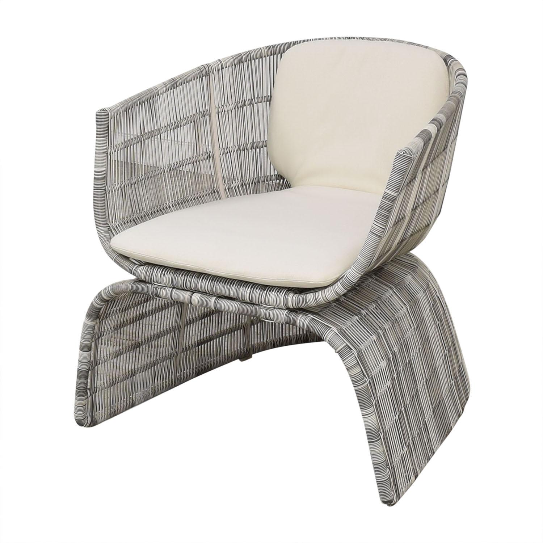 shop B&B Italia B&B Italia Crinoline Armchair online