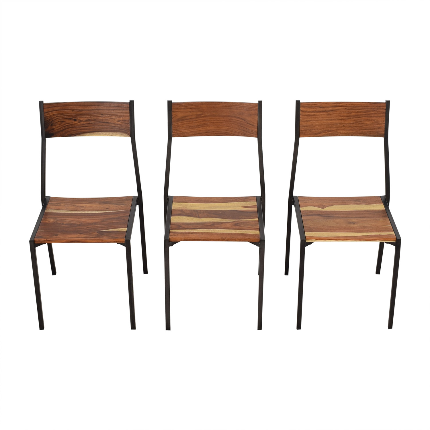 From the Source From the Source Finch Dining Chairs Dining Chairs