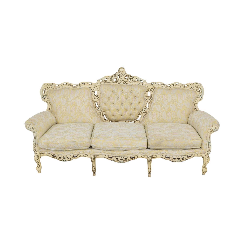buy Baroque Italian Sofa