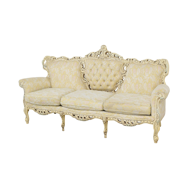 Baroque Italian Sofa on sale