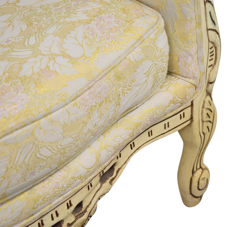 Ornate Vintage Italian Armchair sale