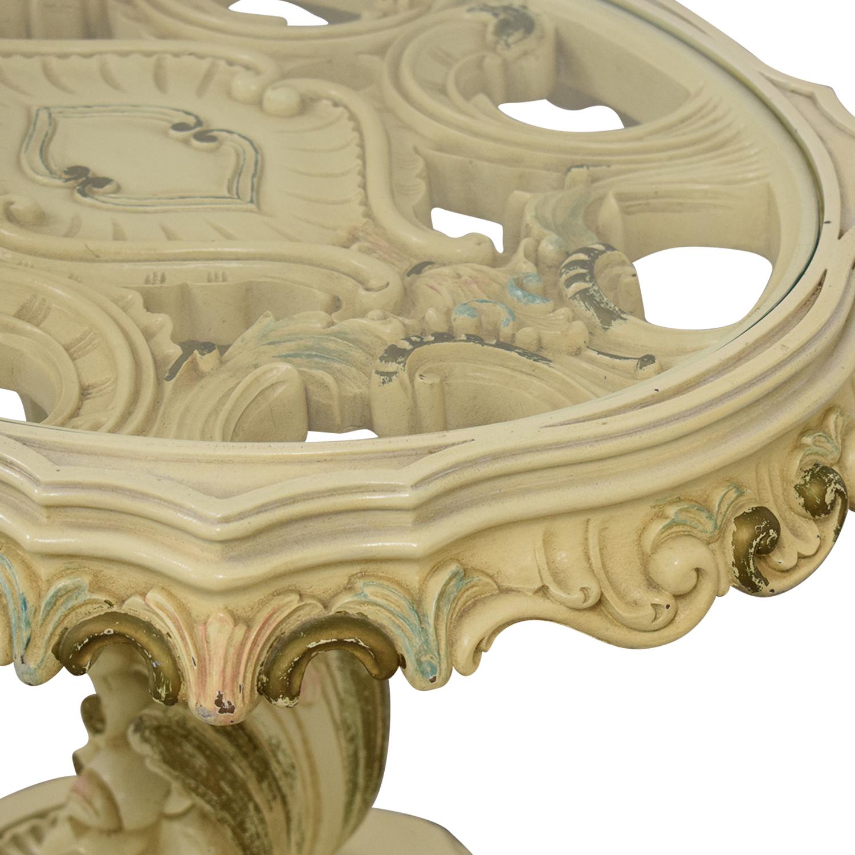 Vintage Decorative End Table / End Tables