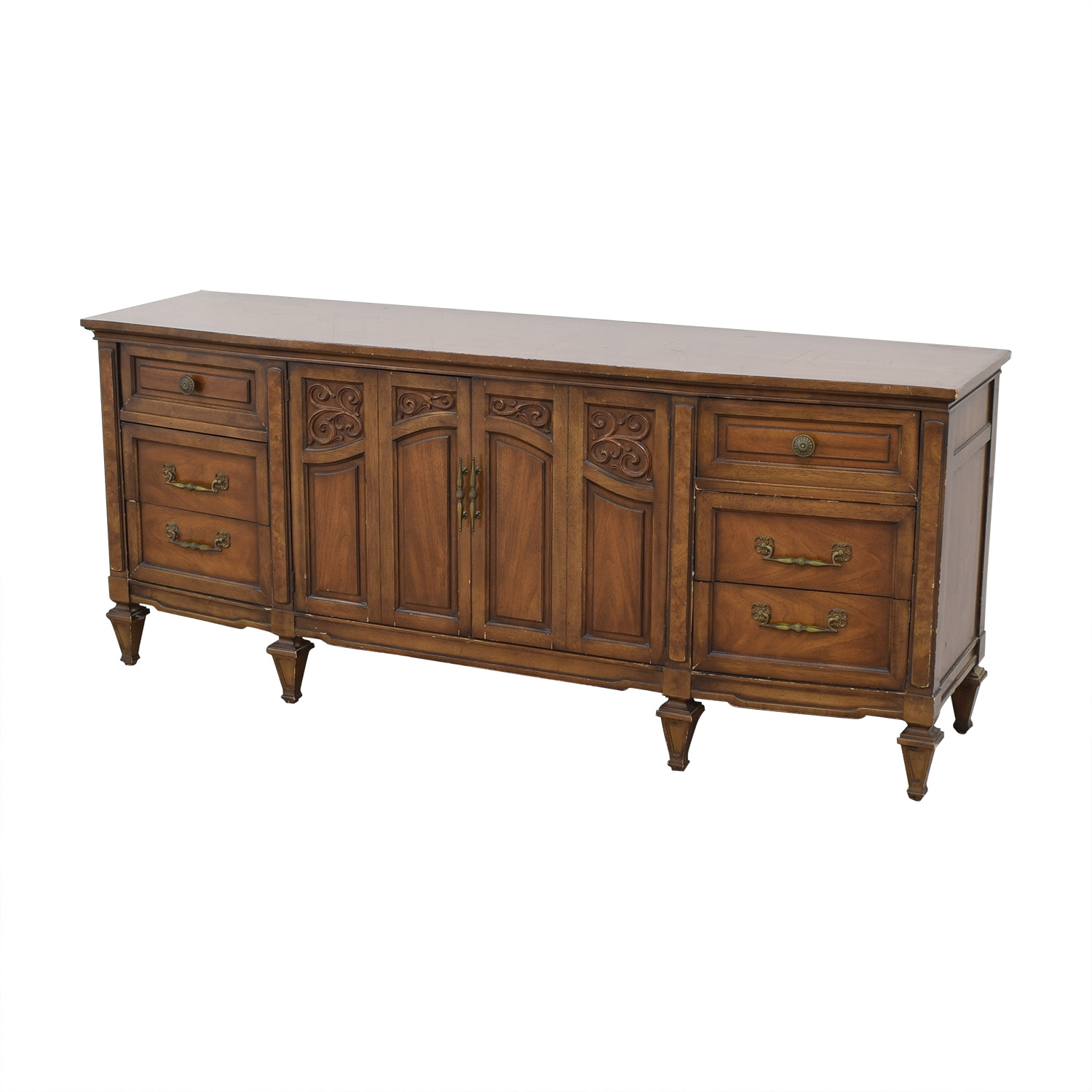 buy Hoke Furniture Company Hoke Furniture Triple Dresser online