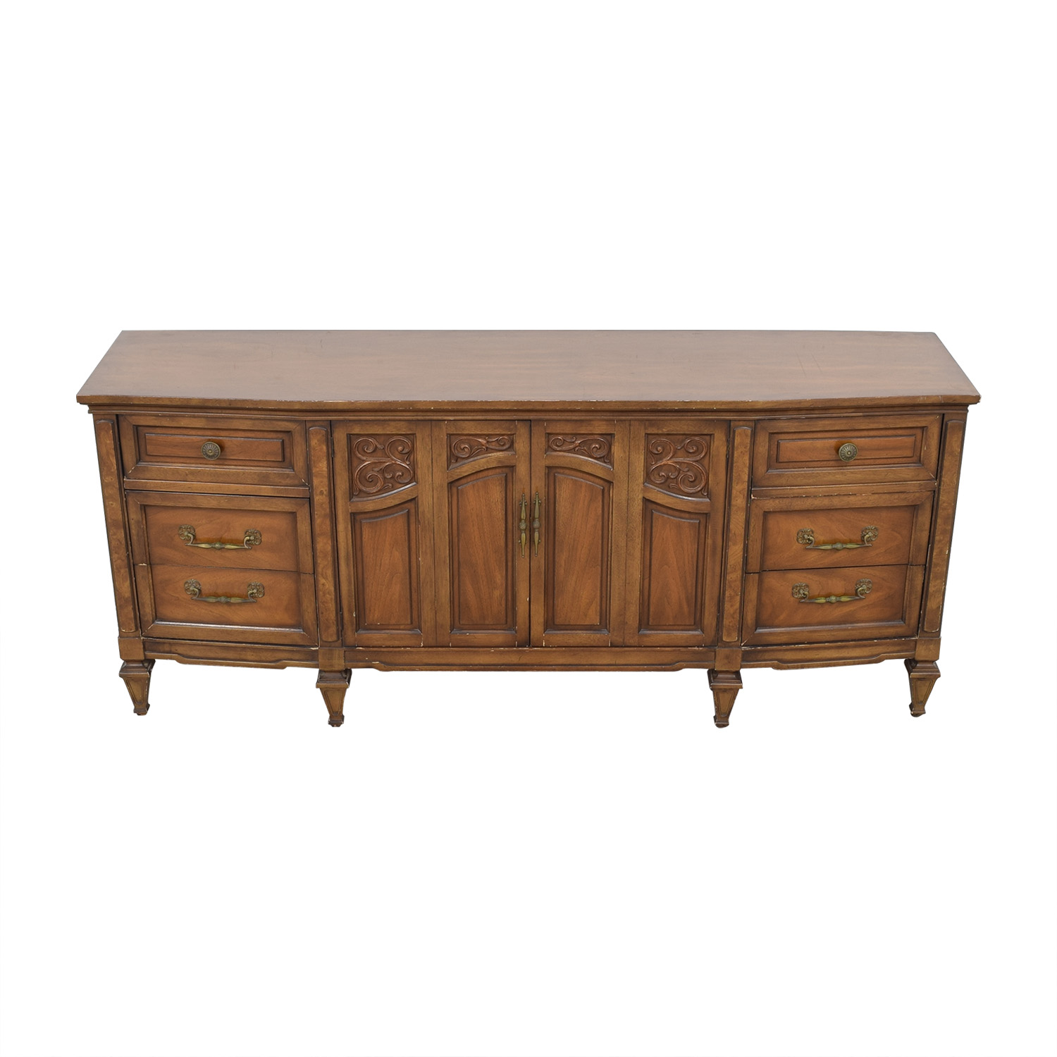 shop Hoke Furniture Company Hoke Furniture Triple Dresser online