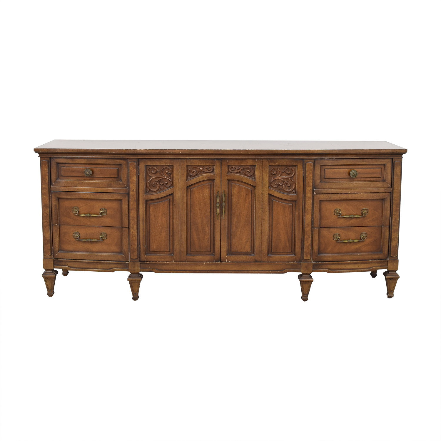 Hoke Furniture Company Hoke Furniture Triple Dresser for sale