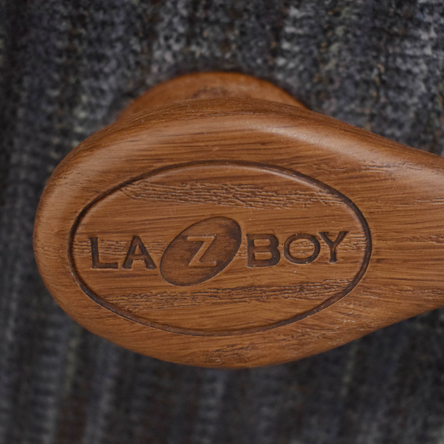 La-Z-Boy La-Z-Boy Overstuffed Recliner grey