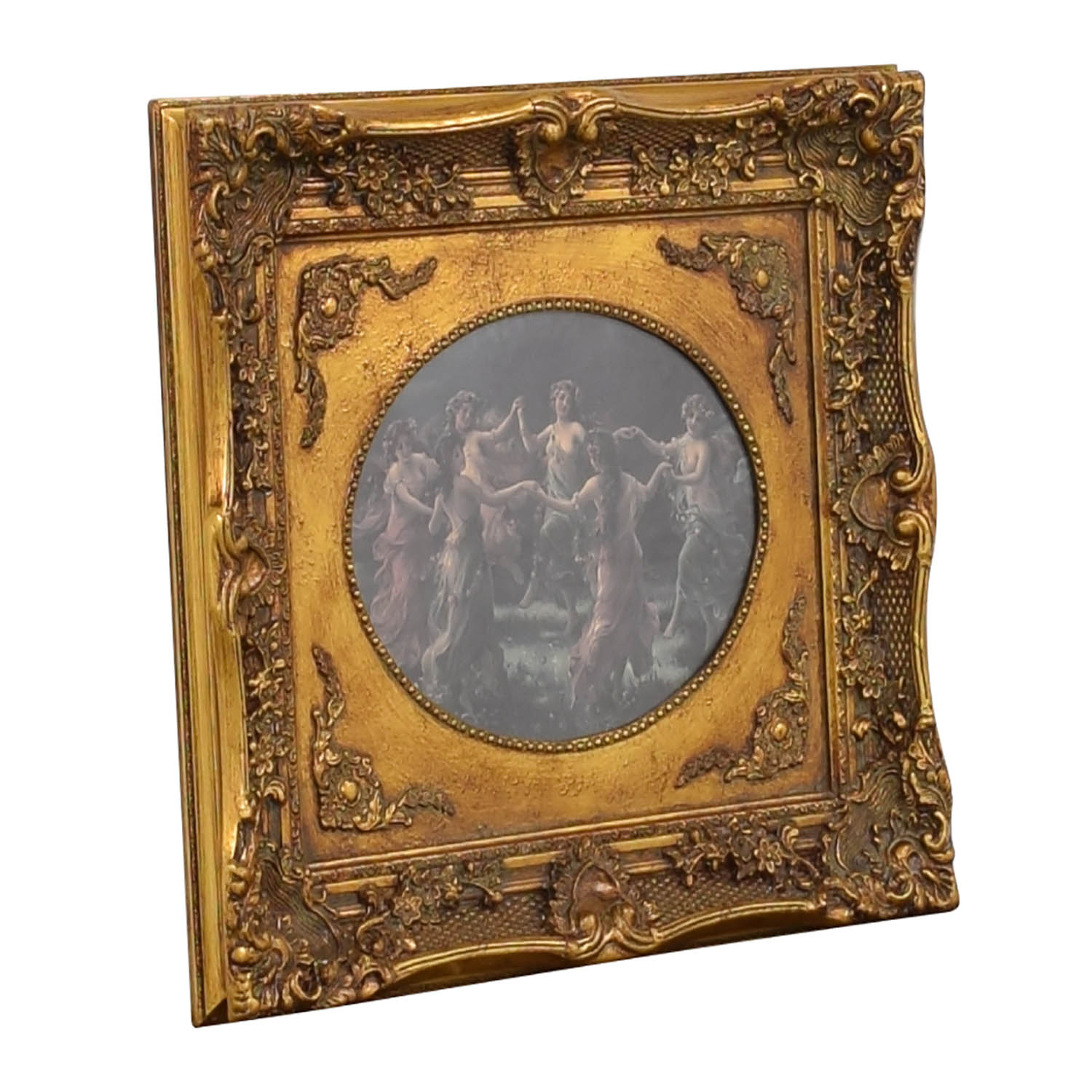 buy Victorian with Ornate Frame
