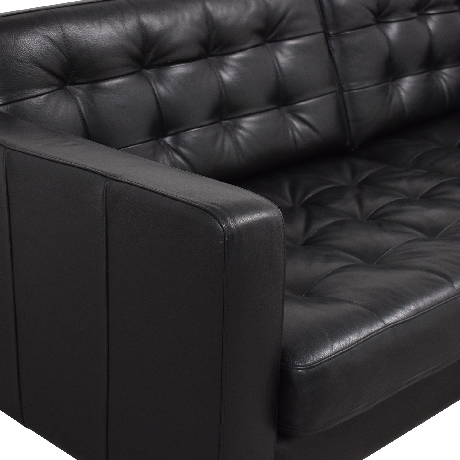 Strange 53 Off Ikea Ikea Karlstad Mid Century Sofa Sofas Gmtry Best Dining Table And Chair Ideas Images Gmtryco
