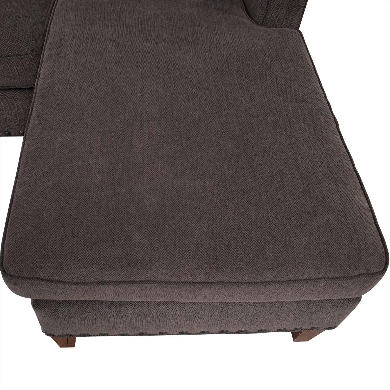 Arhaus Garner Sectional Sofa / Sofas