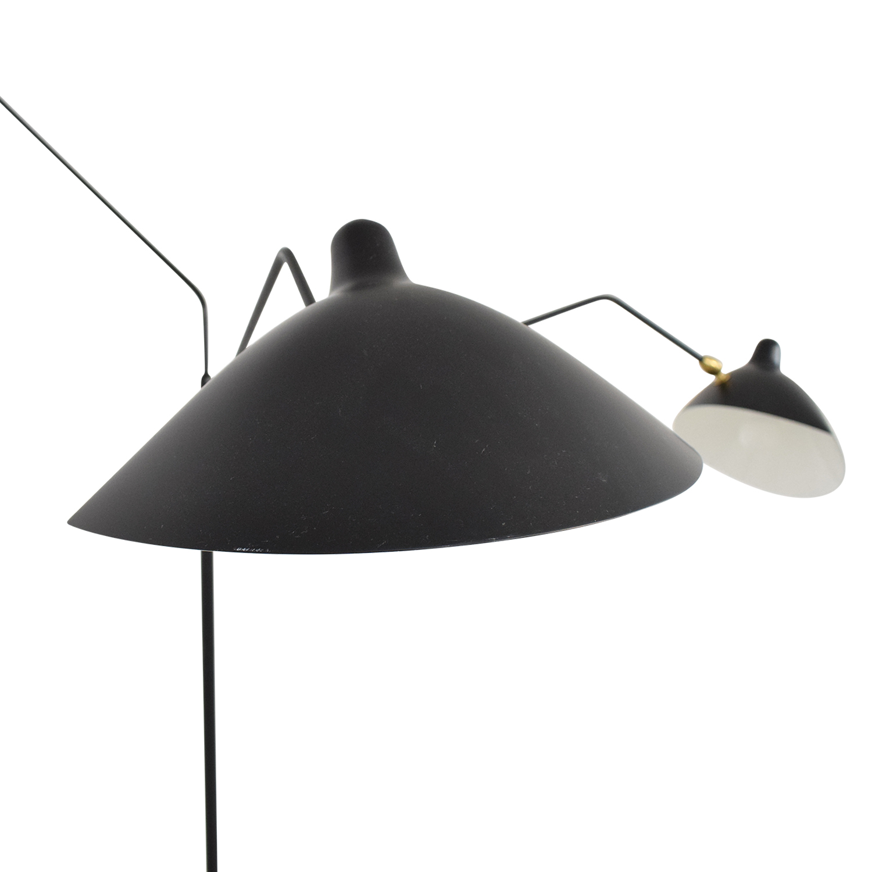 Design Within Reach Design Within Reach Serge Mouille Three-Arm Floor Lamp