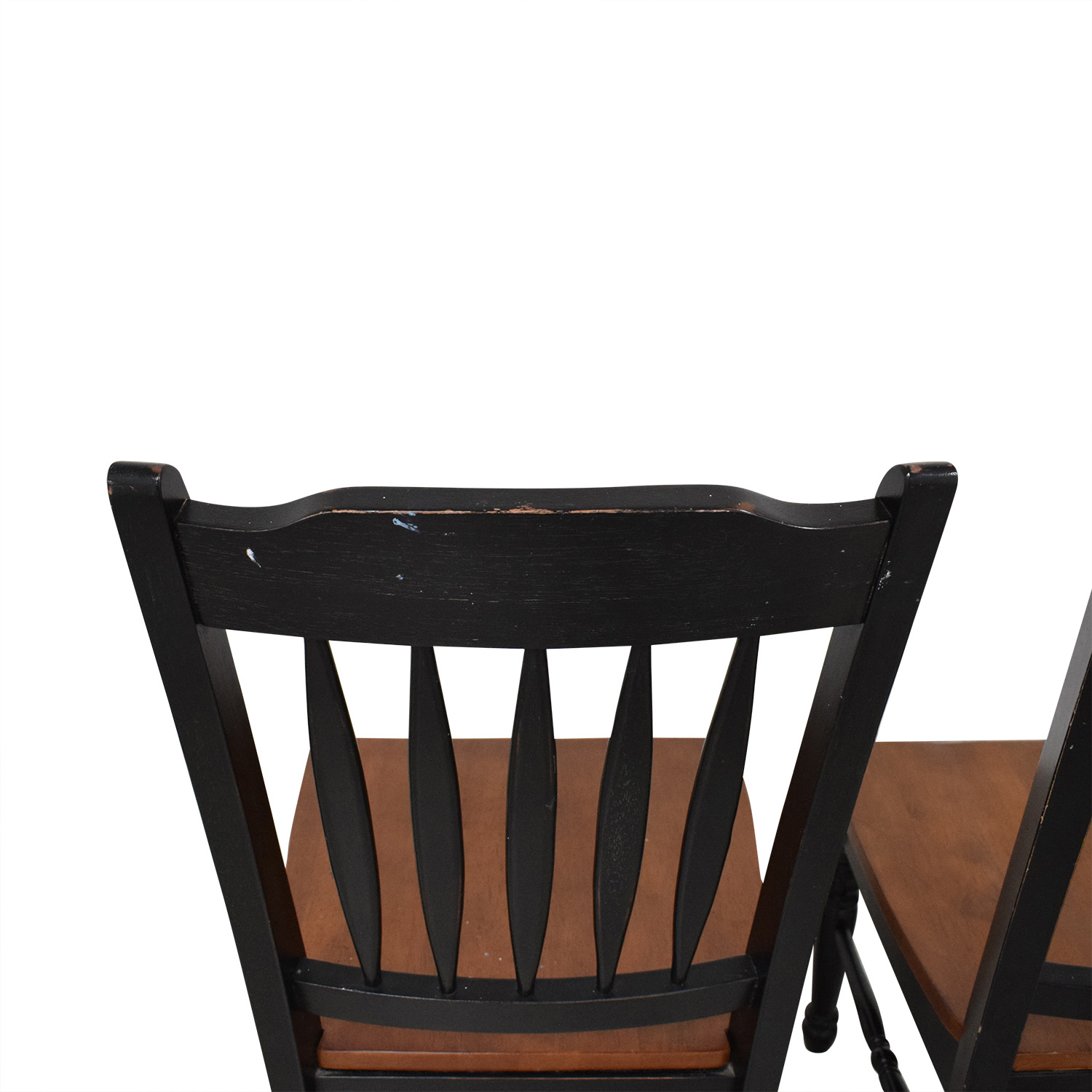 Pottery Barn Spindle Back Dining Chairs / Dining Chairs
