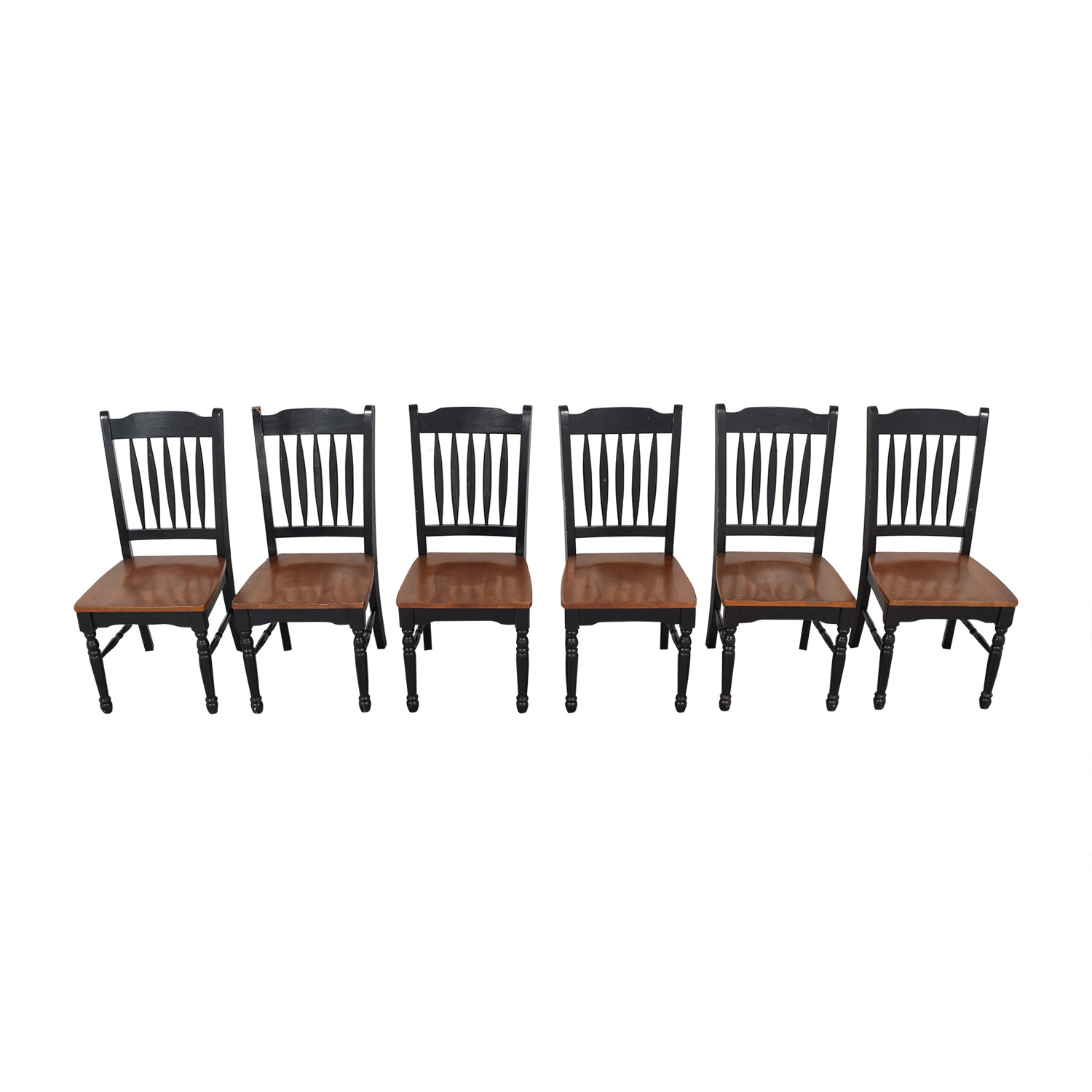 buy Pottery Barn Pottery Barn Spindle Back Dining Chairs online