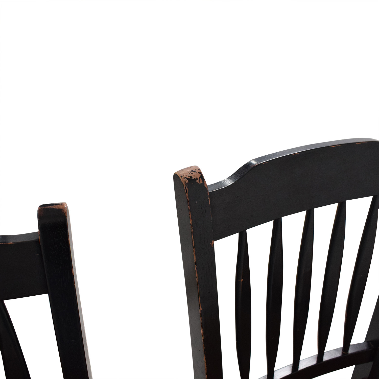 Pottery Barn Pottery Barn Spindle Back Dining Chairs on sale