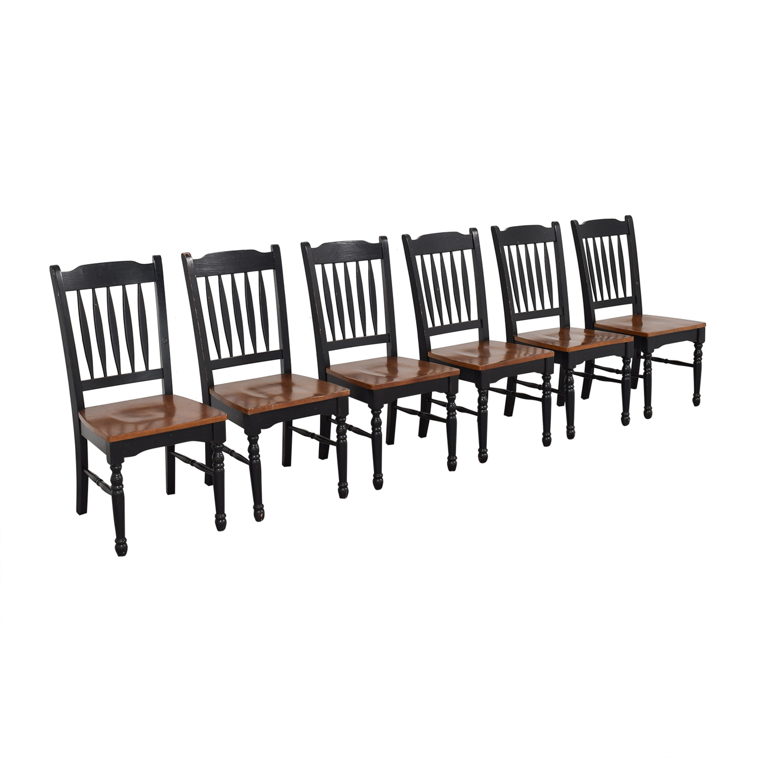 shop Pottery Barn Pottery Barn Spindle Back Dining Chairs online