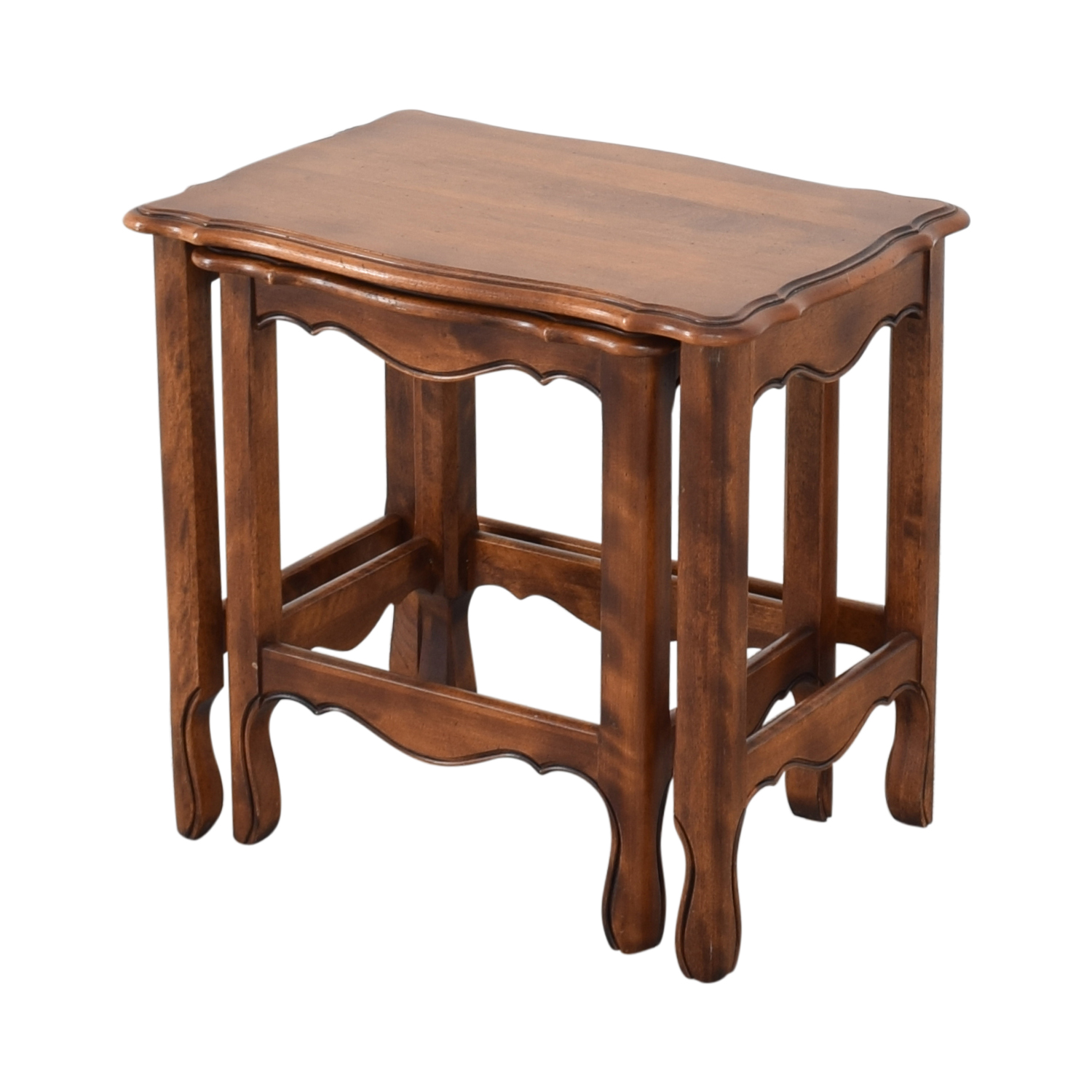 Ethan Allen Ethan Allen Stacking End Tables Tables