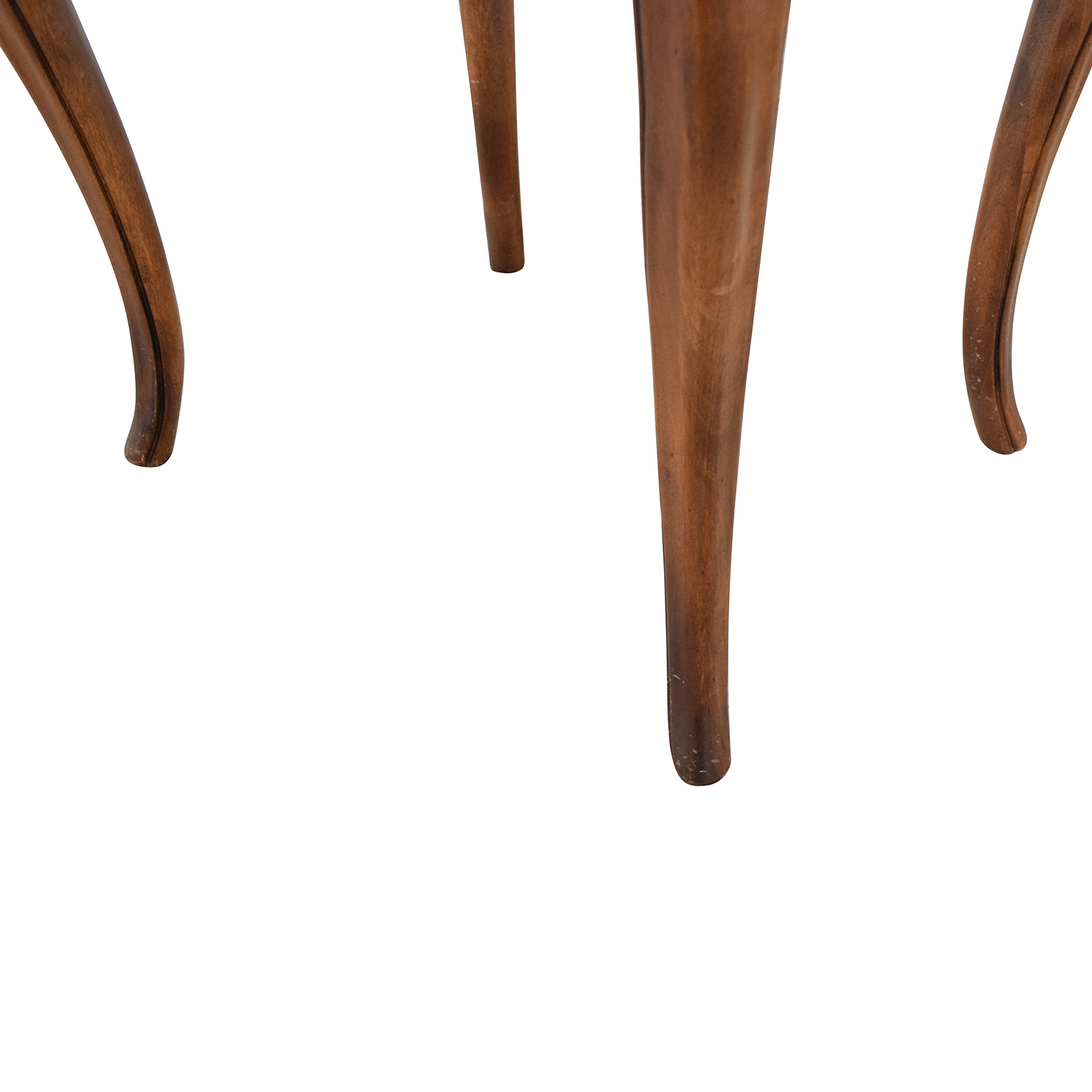 Ethan Allen Oval End Table / End Tables