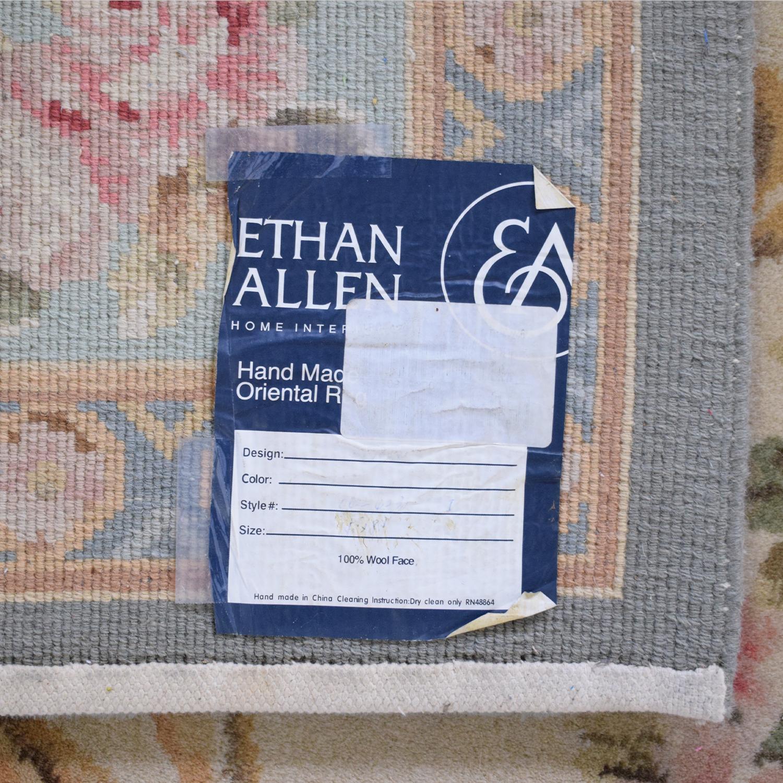buy Ethan Allen Wool Rug Ethan Allen
