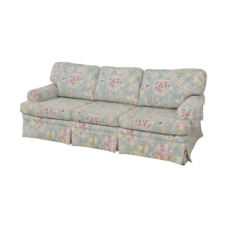 Ethan Allen Ethan Allen Three Cushion Sofa used