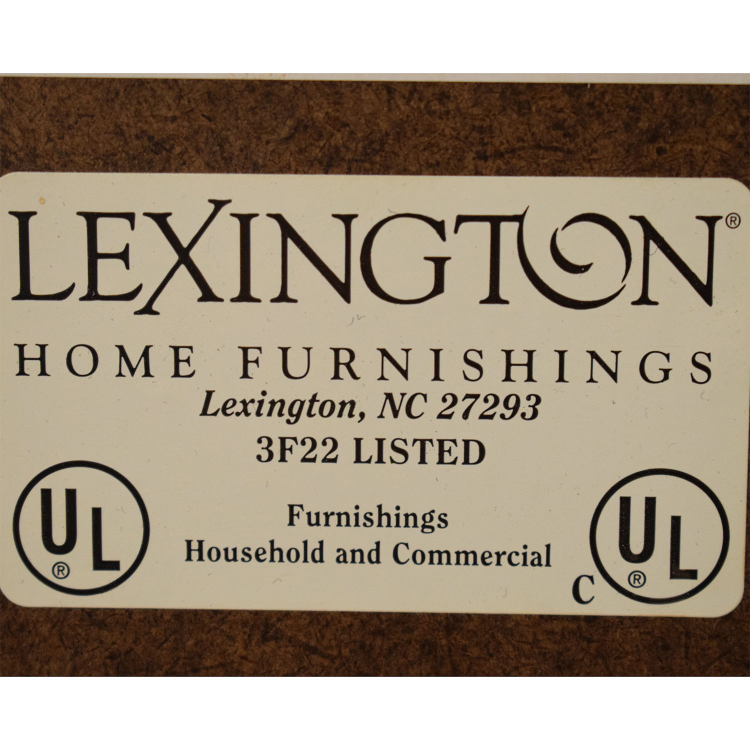 Lexington Furniture Lexington Furniture Armoire Wardrobes & Armoires