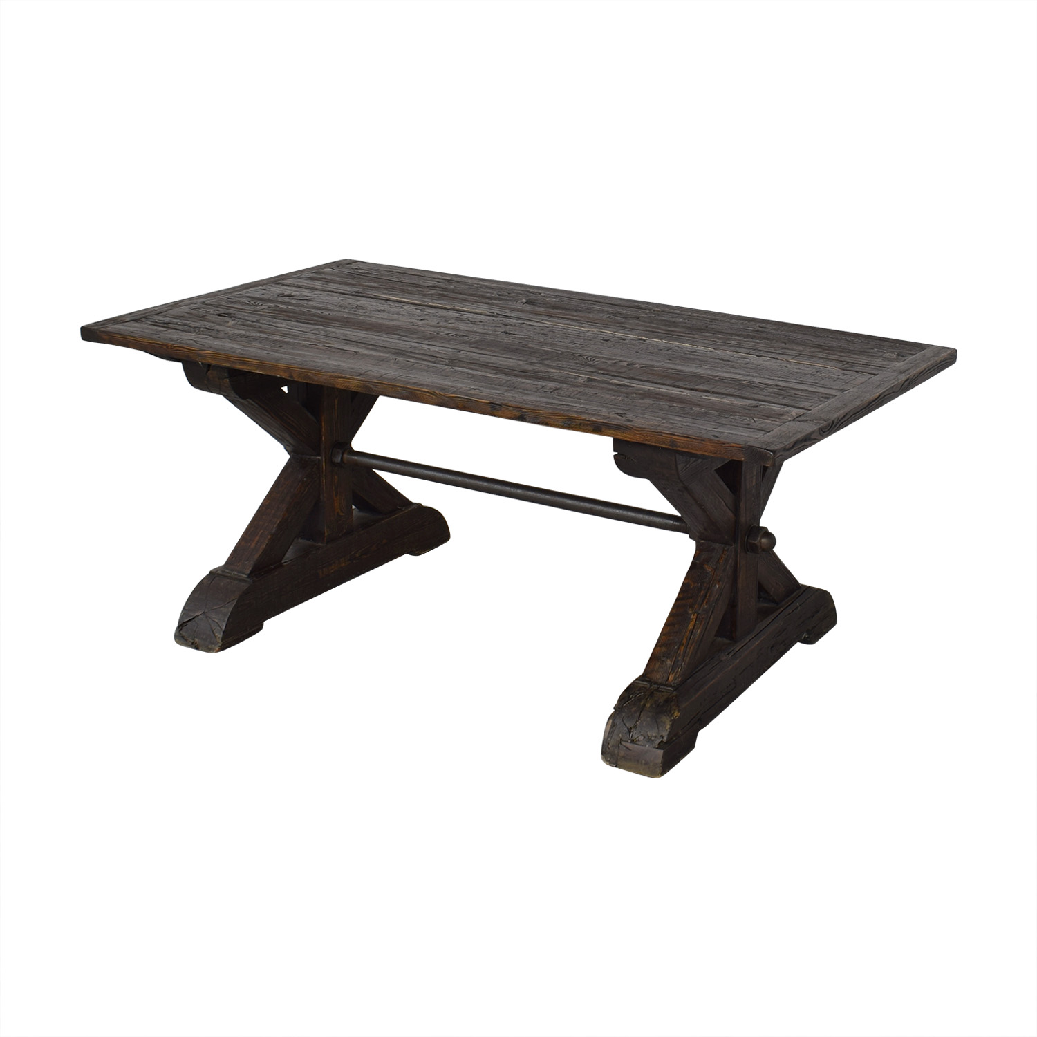 Restoration Hardware Restoration Hardware Dinner Table pa