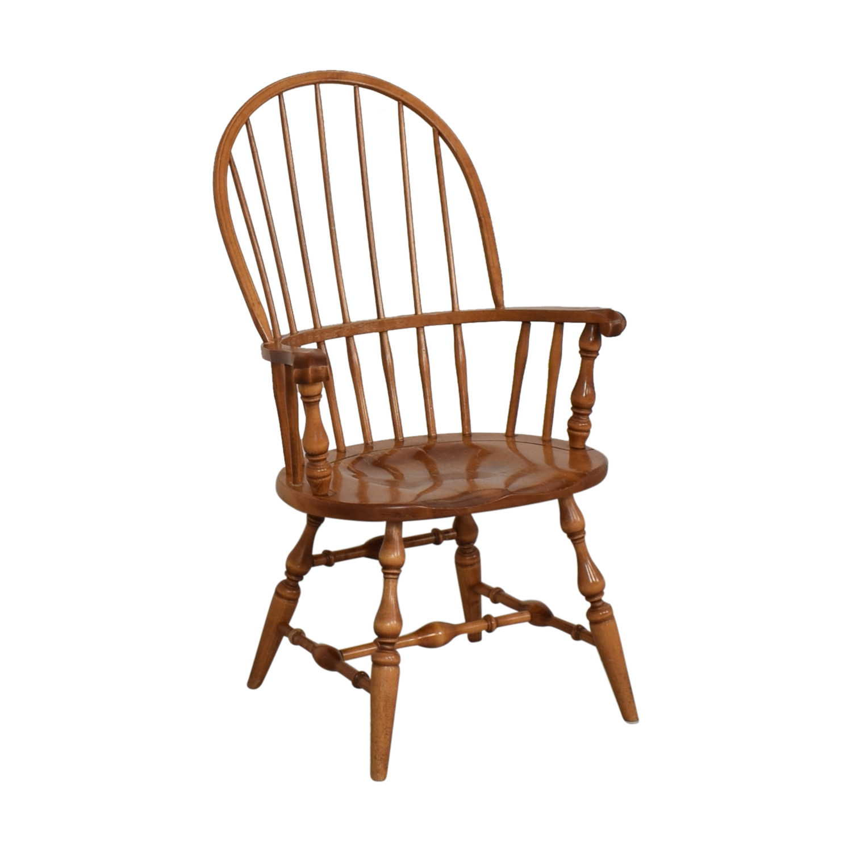 Nichols & Stone Nichols & Stone Windsor Chair brown