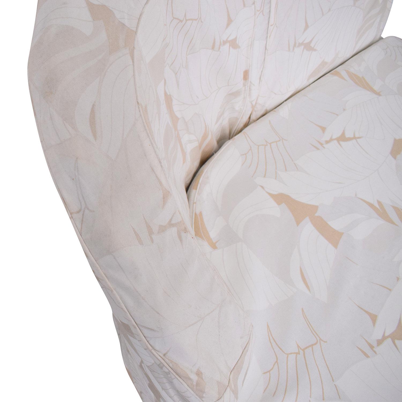 buy  Slipcovered Armless Lovseat online