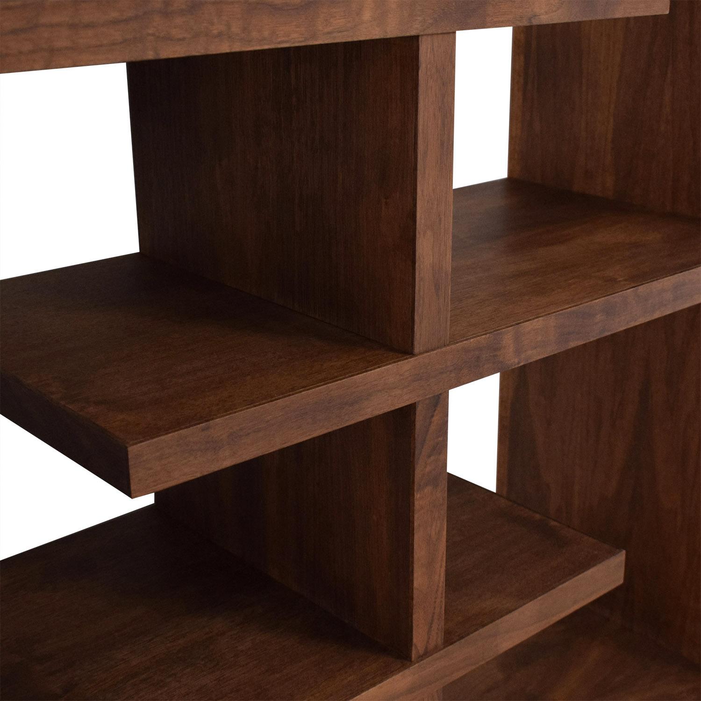 Crate & Barrel Crate & Barrel Elevate Bookcase ma