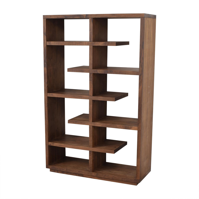Crate & Barrel Crate & Barrel Elevate Bookcase nyc