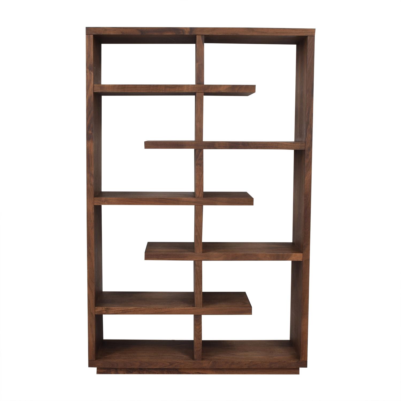 Crate & Barrel Crate & Barrel Elevate Bookcase Storage