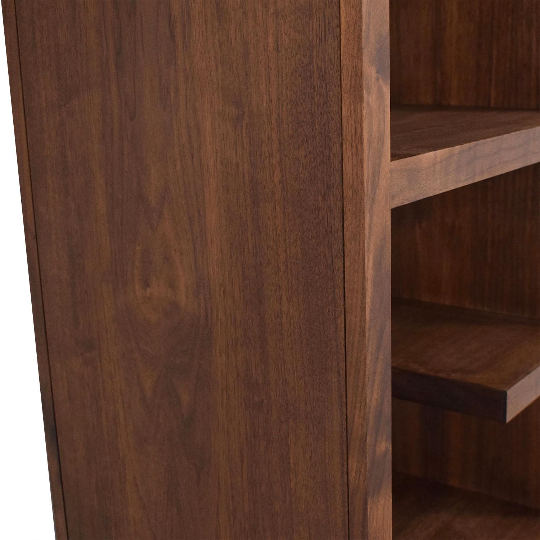 Crate & Barrel Crate & Barrel Elevate Bookcase Bookcases & Shelving
