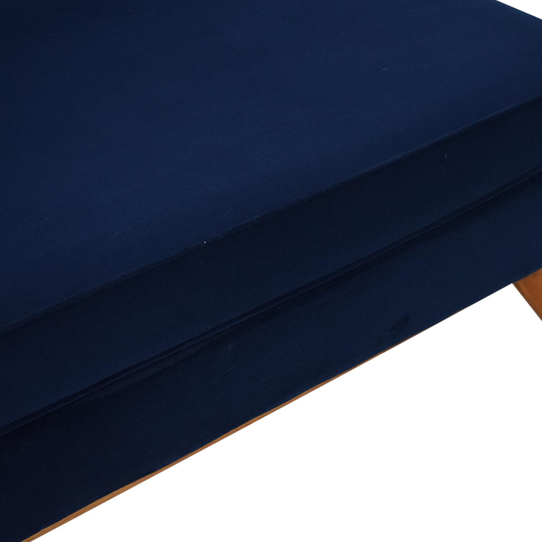 shop Total Design Furniture TDFurniture L-Shaped Sectional Convertible Day Bed online