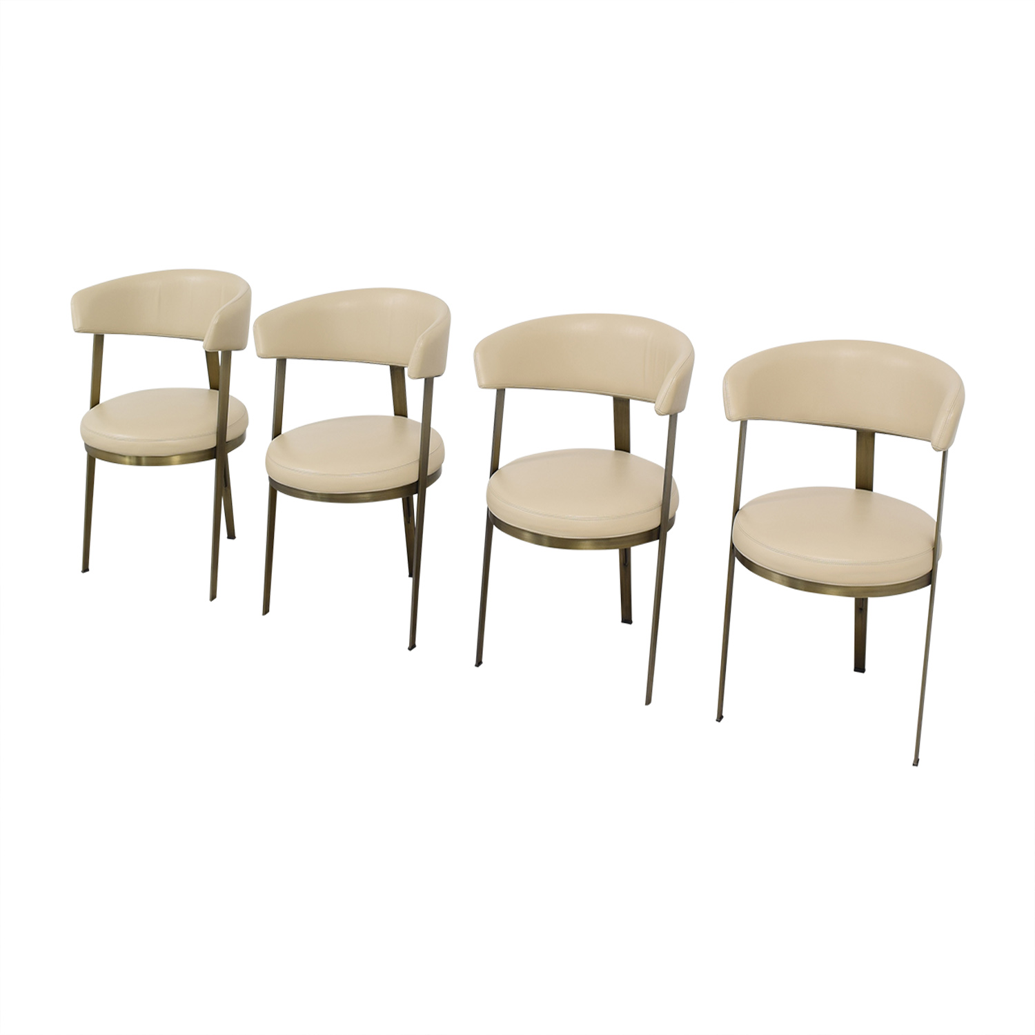 Interlude Home Interlude Home Dining Chairs second hand