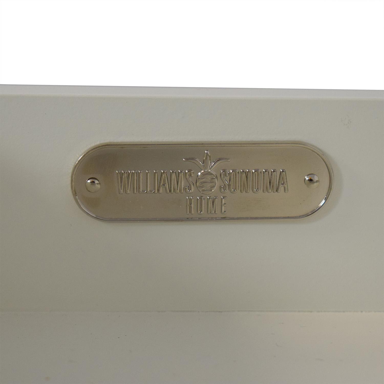 buy Williams Sonoma Mason Desk Williams Sonoma Home Office Desks