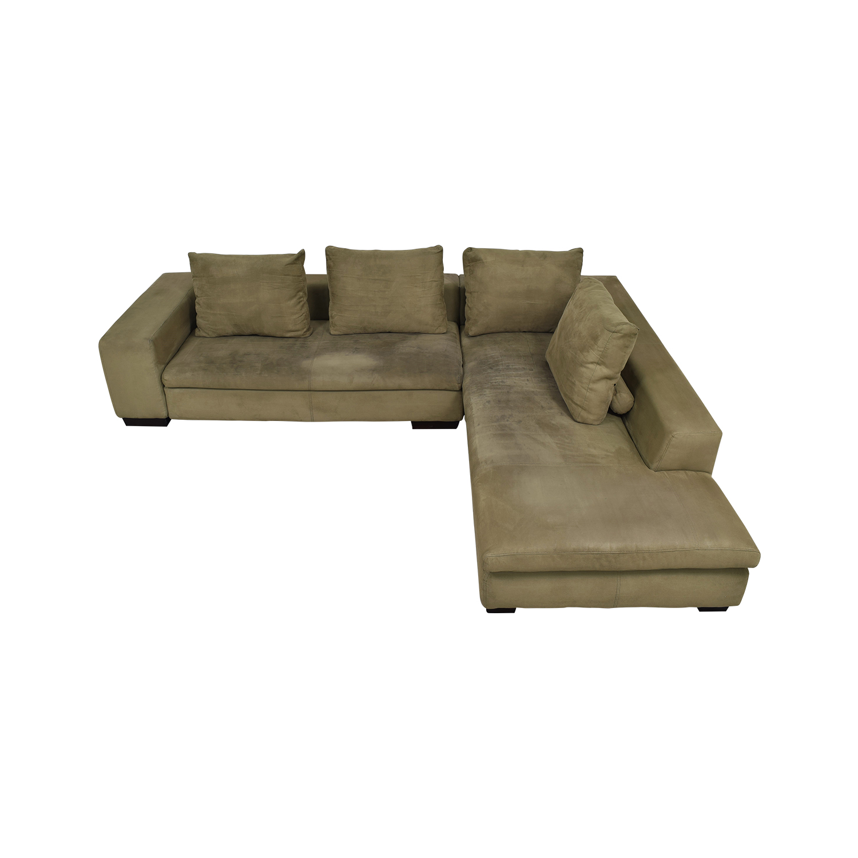 shop ABC Carpet & Home Sectional ABC Carpet & Home
