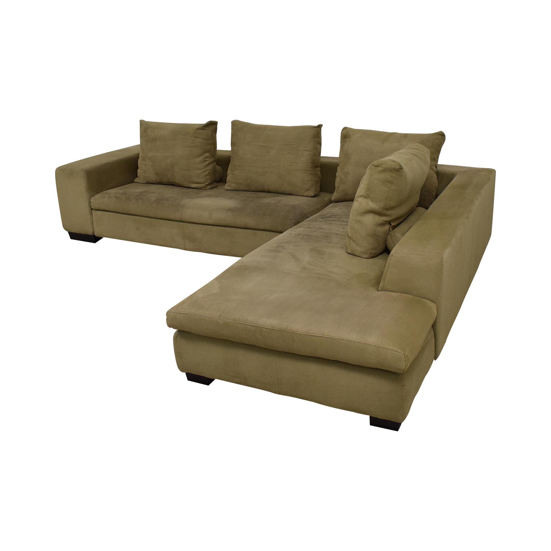 ABC Carpet & Home ABC Carpet & Home Sectional Sofas